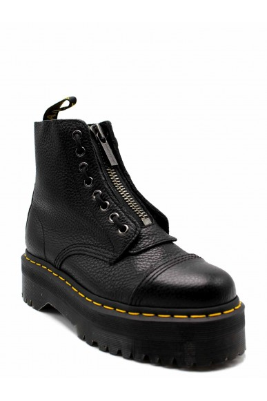 Dr. martens Stivaletti F.gomma Sinclair black aunt sally Donna Nero Fashion