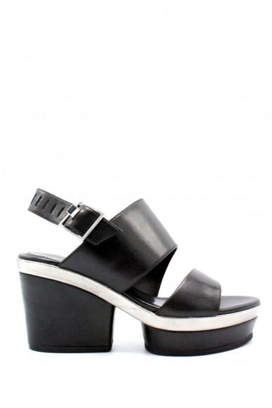 Altra officina Sandali F.gomma 35/41 Donna Nero Fashion