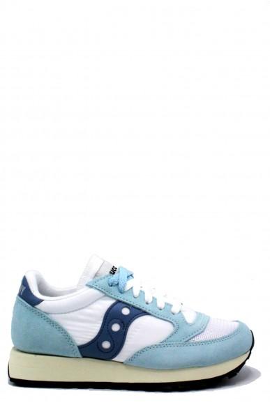 Saucony Sneakers F.gomma 36-46 Unisex Celeste Casual