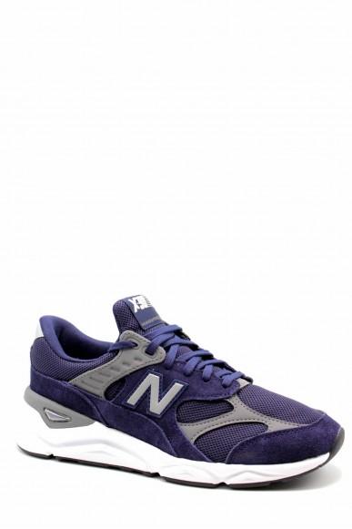 New balance Sneakers F.gomma X-90 Uomo Blu Sportivo