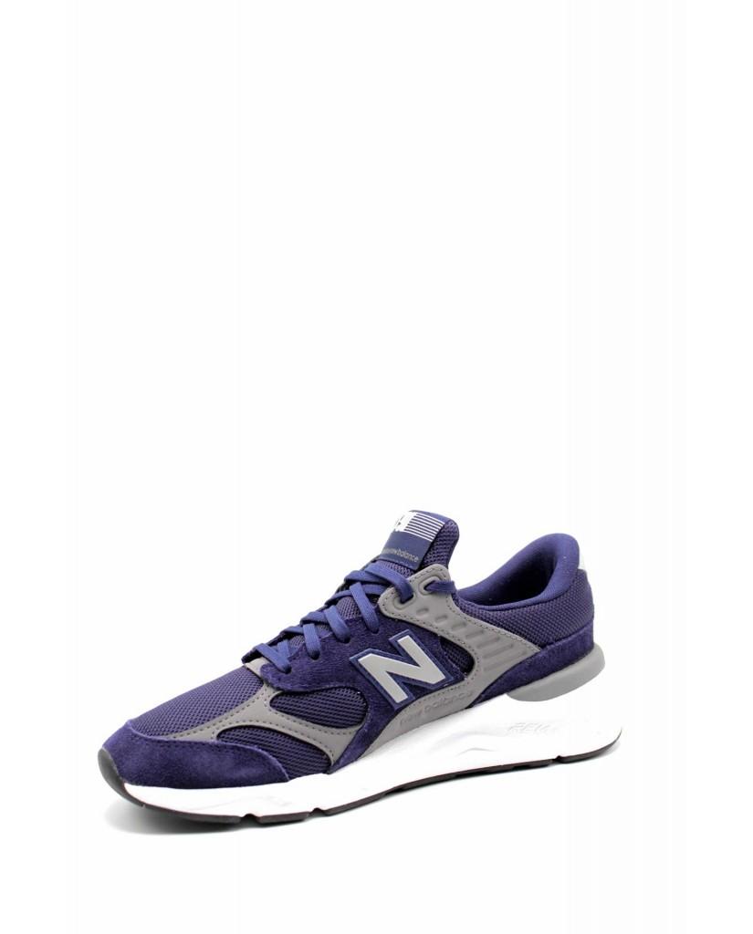 new balance uomo x90 blu