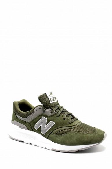 New balance Sneakers F.gomma 997 Uomo Verde Sportivo