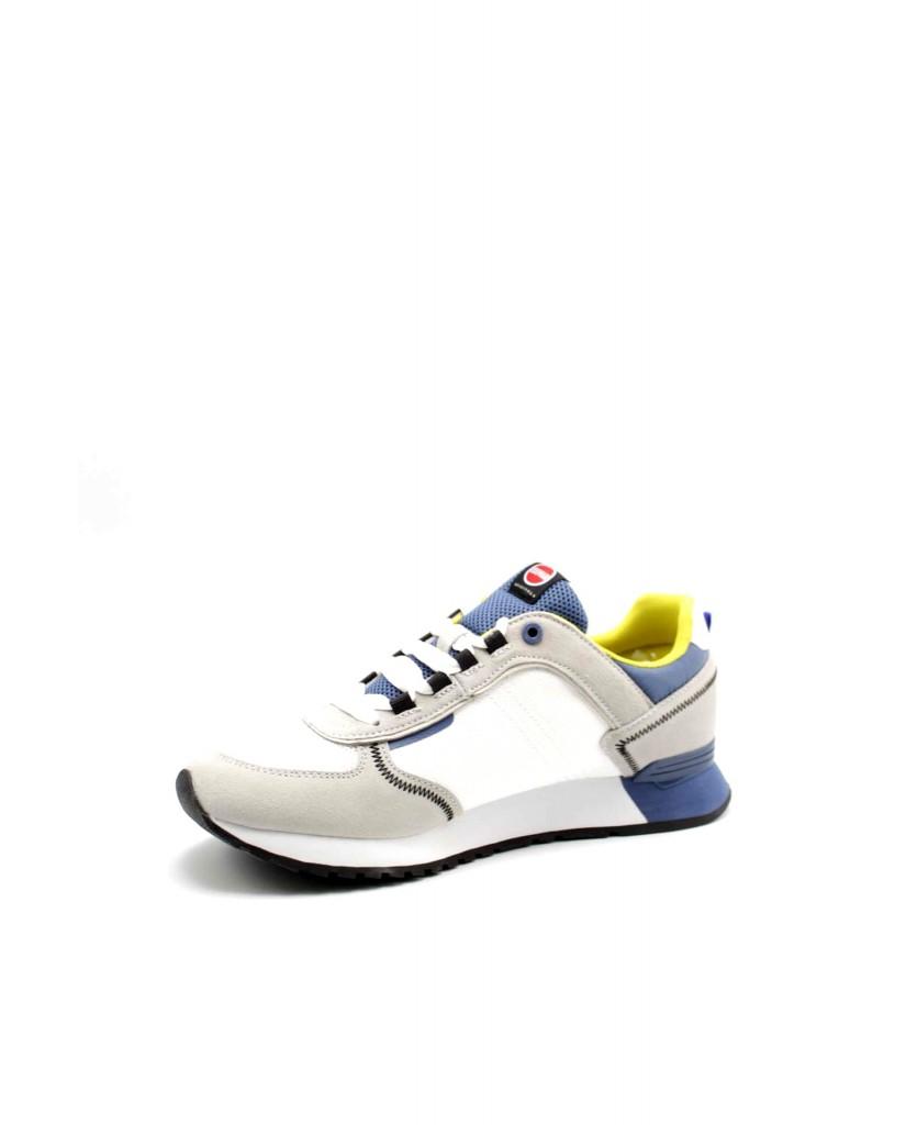 Colmar Sneakers F.gomma Travis sport Uomo Bianco Fashion
