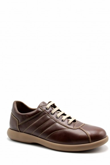 Frau Sneakers F.gomma 27n3 Uomo Marrone Fashion