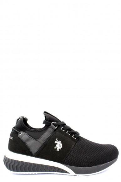 Us polo Sneakers F.gomma 40/46 tevez ss18 Uomo Nero Fashion
