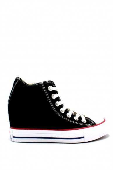 Converse Sneakers F.gomma 35/41 chuck taylors lux Donna Nero Sportivo
