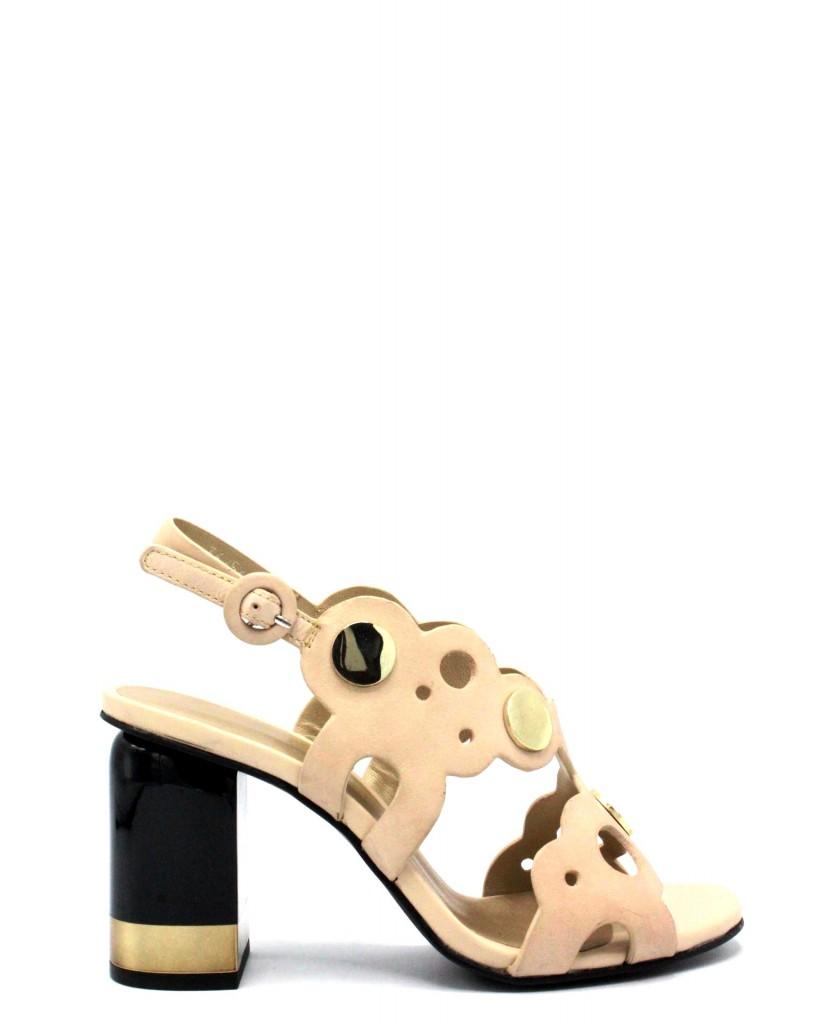 Bruno premi Sandali F.gomma 35/41 r2201 p g ss18 Donna Nude Fashion