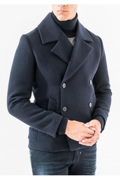 Antony morato Cappotti   Coat Uomo Blu