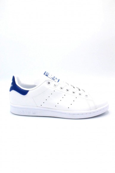 Adidas Sneakers F.gomma 36/39 stan smith Donna Bianco-blu Sportivo