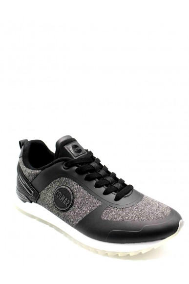 Colmar Sneakers F.gomma 40-45 Uomo Nero Casual