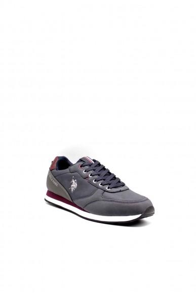 Us polo Sneakers F.gomma Bryson1 Uomo Blu Fashion
