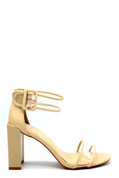 Public desire Sandali F.gomma 36/41 cannes Donna Nude Fashion