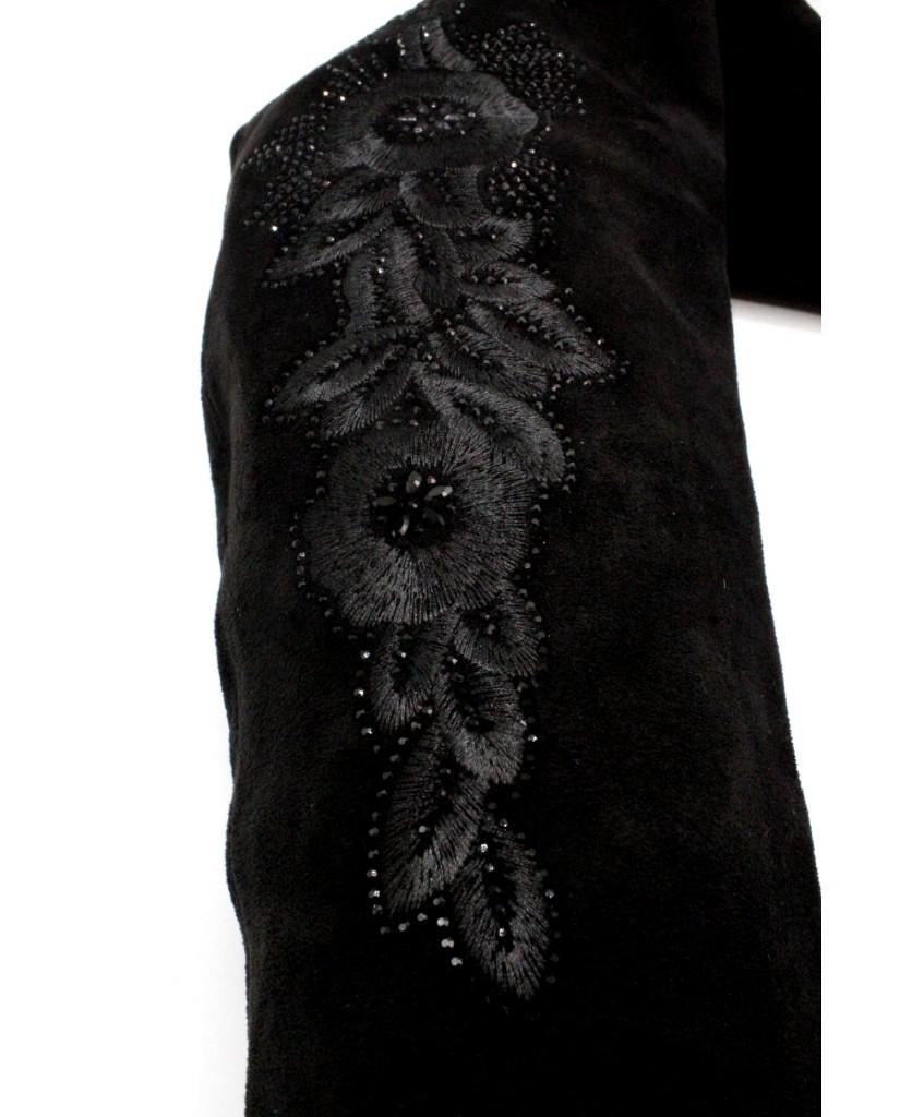 Alma en pena Stivali F.gomma 36-41 Donna Nero Fashion