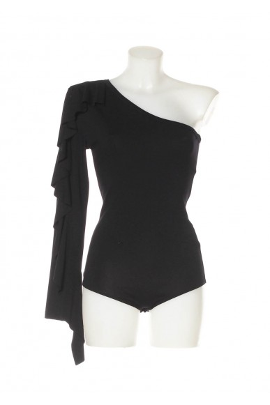 Denny rose Body Xs/m Donna Nero