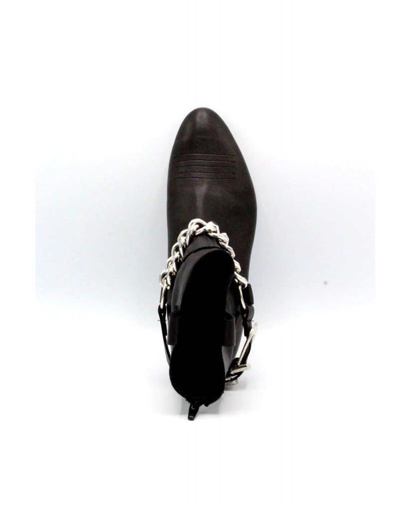 Stephen good Tronchetti F.gomma 36/40 Donna Nero Fashion