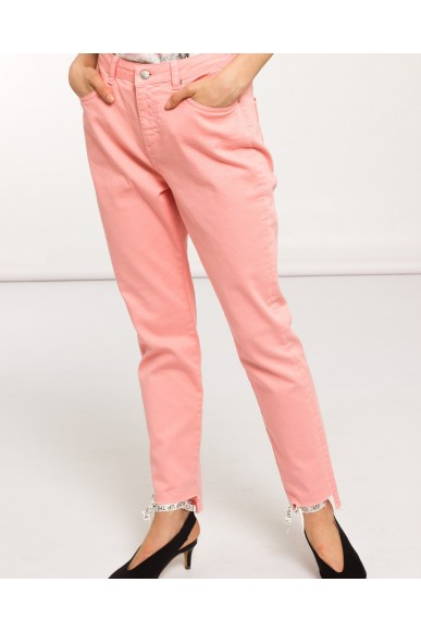 Silvian each Jeans Donna Rosa Casual