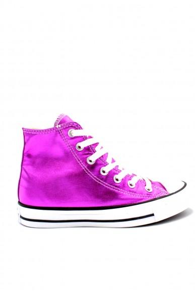 Converse Sneakers F.gomma Chuck taylor Donna Magenta Sportivo
