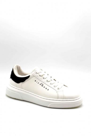 Richmond Sneakers F.gomma 36-41 Donna Bianco
