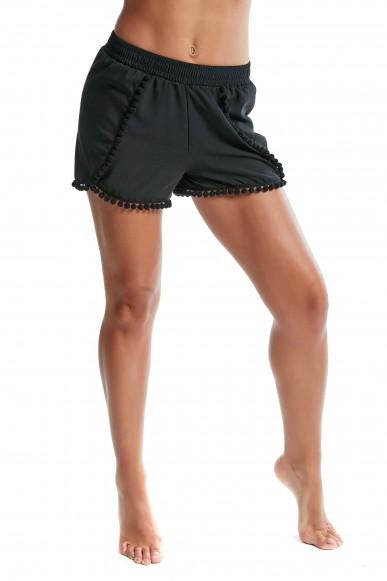 F**k Shorts Donna Nero Casual