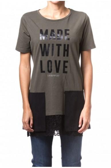 Liu.jo T-shirt Donna Lichene Casual