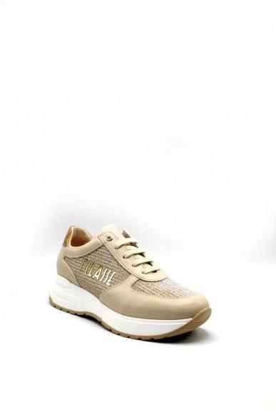 1^classe  Sneakers F.gomma 0939 Donna Beige Fashion