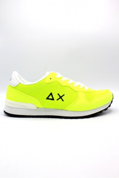 Sun68 Sneakers F.gomma 40/45 Uomo Giallo Sportivo