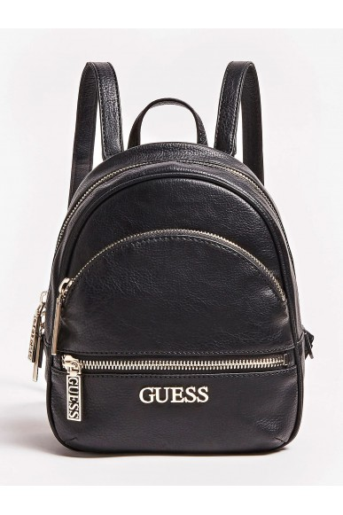 Guess Backpacks   Manhattan small backpack Donna Nero Fashion