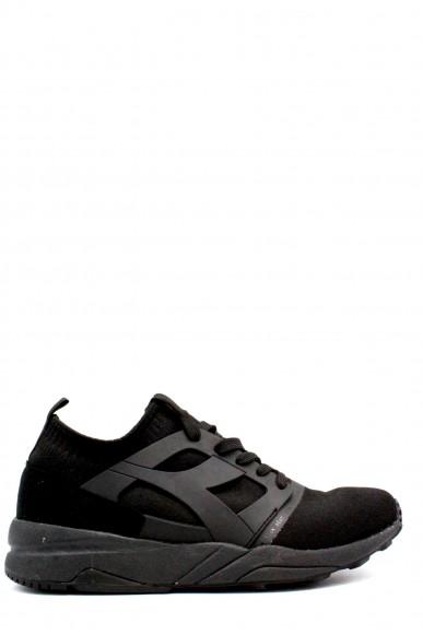 Diadora Sneakers F.gomma 39-45 evo aeon Uomo Nero Sportivo
