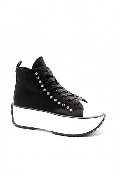 Cult Sneakers F.gomma Santana 3259 Donna Nero Fashion