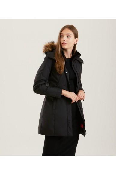Refrigiwear Giubbotti New evans jacket Donna Nero Casual