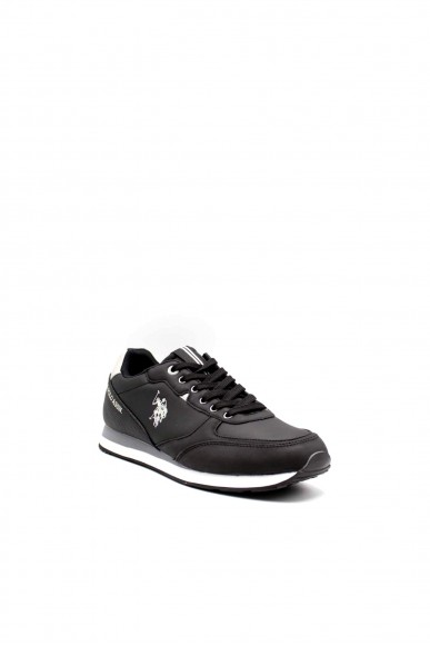 Us polo Sneakers F.gomma Bryson1 Uomo Nero Fashion