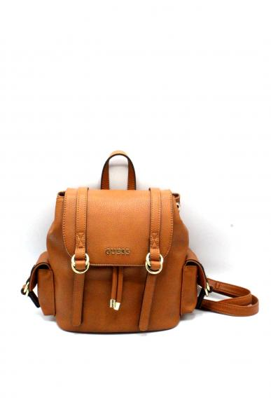 Guess Backpacks - Donna Cognac Fashion