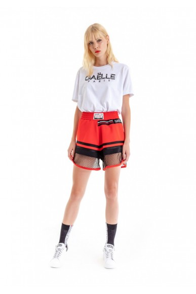 Gaelle paris Shorts   Shots Donna Rosso Fashion