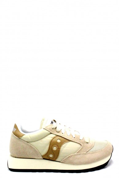 Saucony Sneakers F.gomma 36-46 Unisex Beige Casual