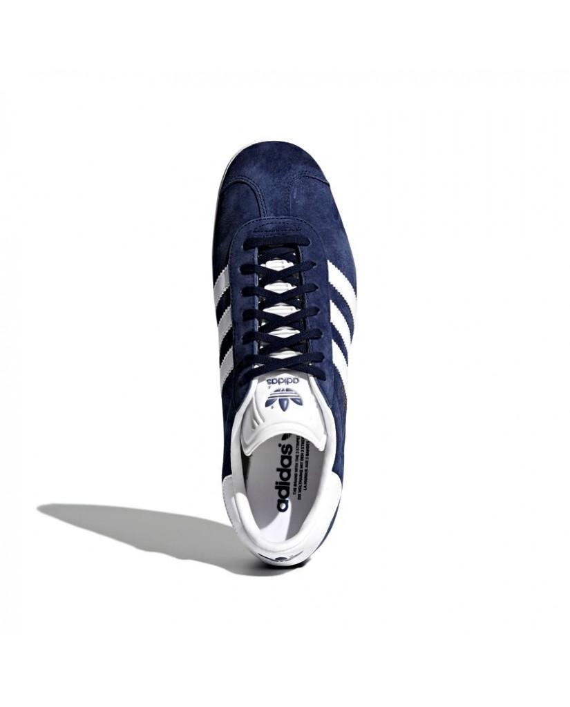 Adidas Sneakers F.gomma 39/46 gazzelle Uomo Blu Sportivo