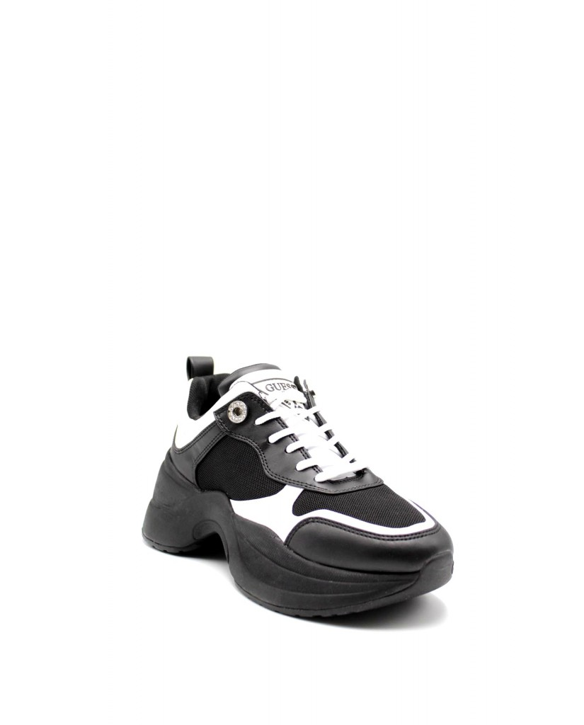 Guess Sneakers F.gomma I-juless-eu Donna Nero Fashion