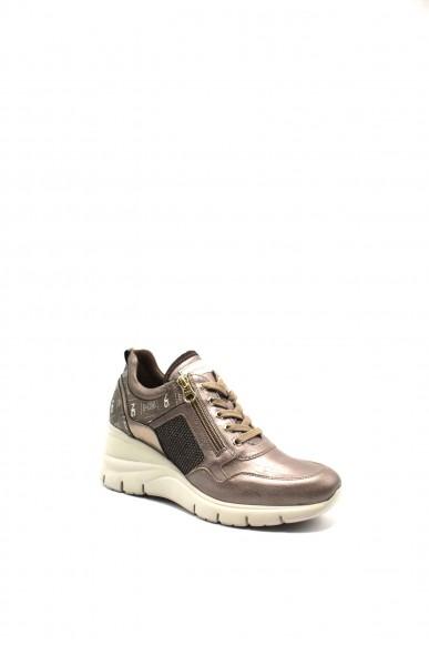 Nero giardini Sneakers F.gomma Nappa pandora i116880d Donna Beige Casual