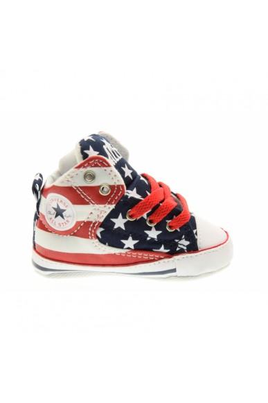 Converse Sneakers F.gomma 17/19 Bambino Stelle Sportivo