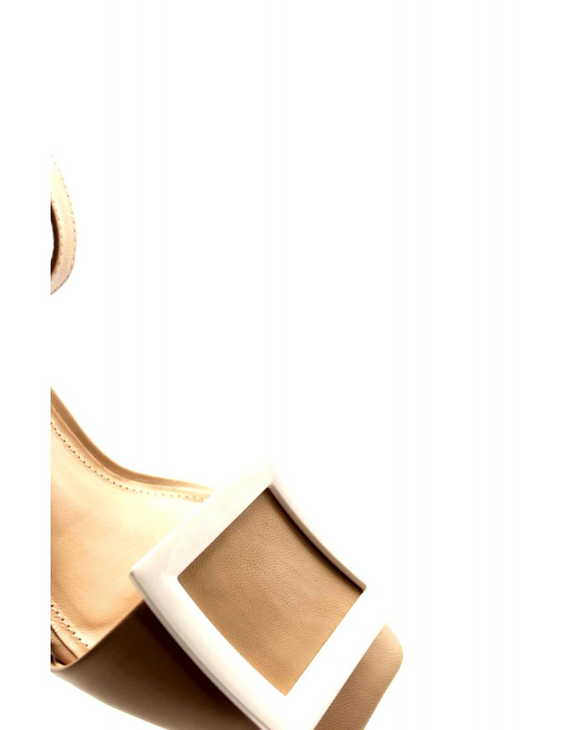 Capelli rossi Sandali 36-41 Donna Beige