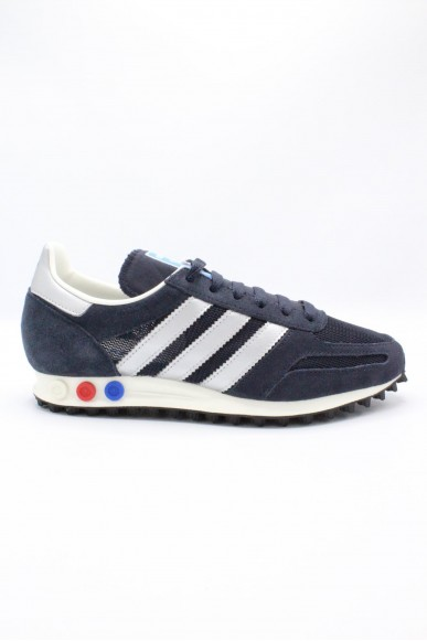 Adidas Sneakers F.gomma 39/46 l.a. trainer Uomo Navy/white Sportivo