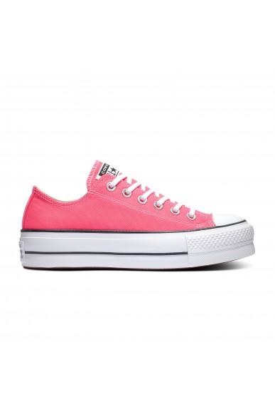 Converse Sneakers F.gomma Ctas lift ox hyper Donna Fucsia Fashion