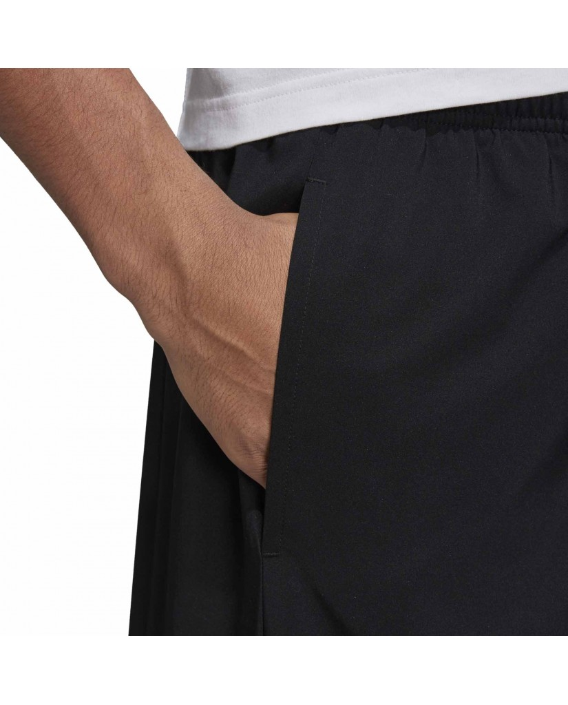 Adidas Shorts   E pln chelsea       black/white Uomo Nero Sportivo