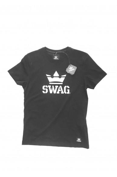 Swag T-shirt Xs-xl Unisex Nero