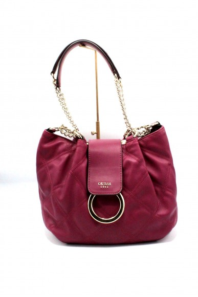 Guess Borse - Borsa Donna Bordeaux Fashion