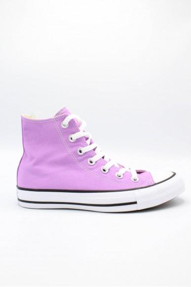 Converse Sneakers F.gomma Chuck taylor Donna Lilla Sportivo