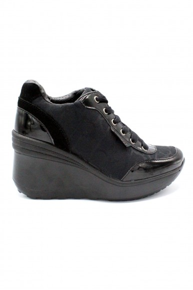 Calvin klein Sneakers F.gomma 35/41 jamie Donna Nero Fashion