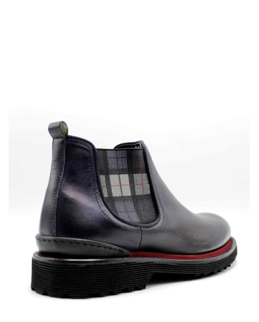 Exton Beatles F.gomma Uomo Blu Fashion