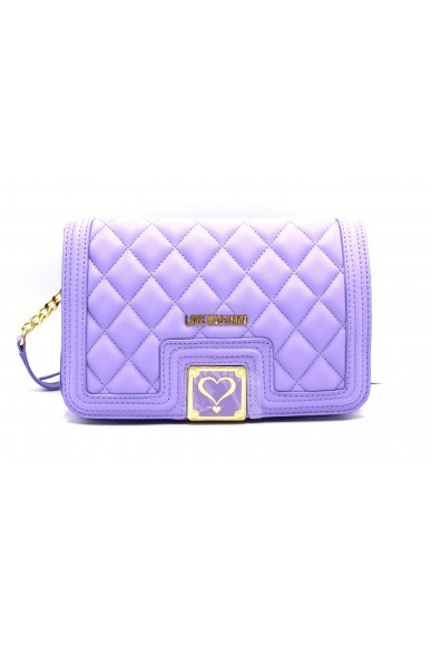 Moschino Borse Lucia Donna Lavanda Fashion