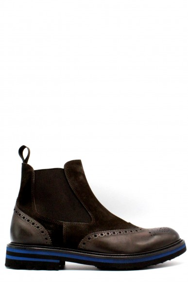 Brecos Beatles F.gomma 40-45 made in italy Uomo Cioccolato Fashion
