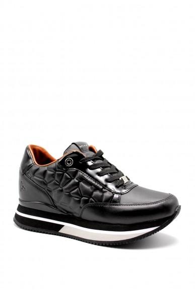 Apepazza Sneakers F.gomma Rosemery Donna Nero Fashion